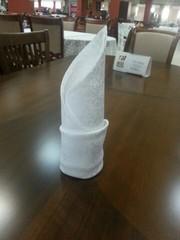 Продам салфетки готовые белые разные